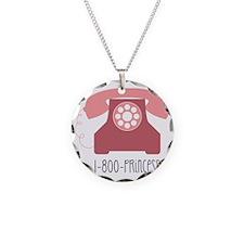 1-800-PRINCESS Necklace