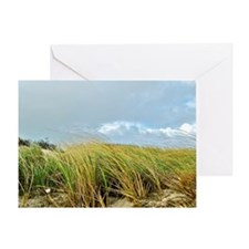 Fire Island Dunes Greeting Card