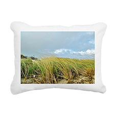 Fire Island Dunes Rectangular Canvas Pillow
