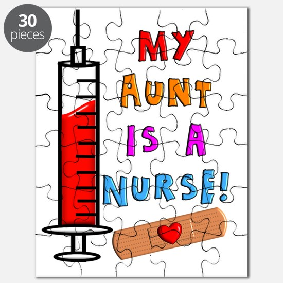 My aunt is a nurse Puzzle
