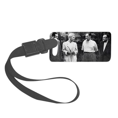 Soviet engineers and physicists, Small Luggage Tag