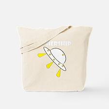Mother Ship Tote Bag