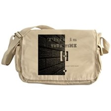 This is your time Messenger Bag