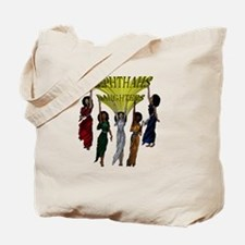 Jephthas Daughters Tote Bag