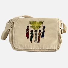 Jephthas Daughters Messenger Bag