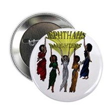 "Jephthas Daughters 2.25"" Button"