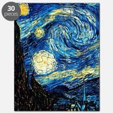 Van Gogh - Starry Night Puzzle