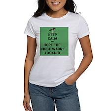 Funny Keep Calm Horse Show Tee
