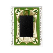 St. Patricks Breastplate Large Picture Frame