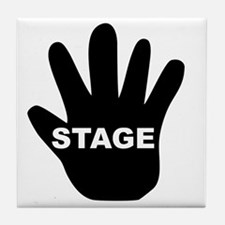 StageHand Tile Coaster