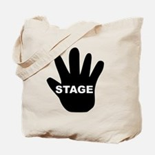 StageHand Tote Bag