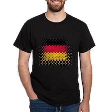 Flag of Germany / Deutschlandflagge T-Shirt