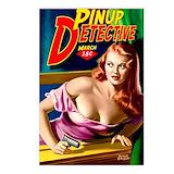 Detective Postcards