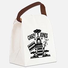 casey jones Canvas Lunch Bag