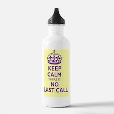 Keep calm 23x25 Water Bottle