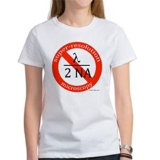 no lambda over 2na transparent Tee