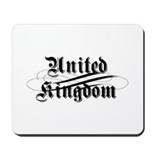 United Kingdom Gothic Mousepad