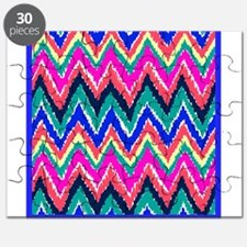 Chevron Print in Lily Pulitzer and Jennifer Keefe