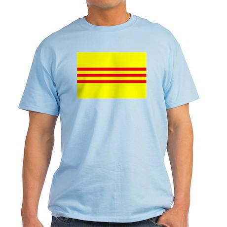 South Vietnam flag Light T-Shirt