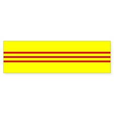 South Vietnam flag Bumper Sticker
