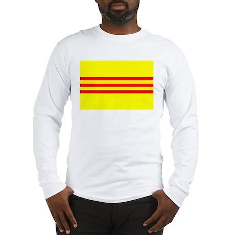 South Vietnam flag Long Sleeve T-Shirt