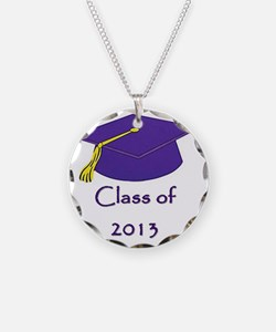 Class of 2013 Necklace