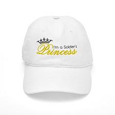 I'm a Soldier's Princess! Baseball Cap