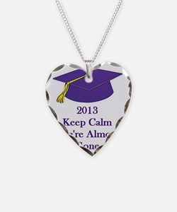 Keep Calm Were almost gone 20 Necklace