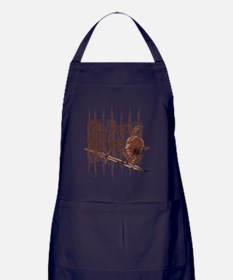 For Blood and Glory Apron (dark)