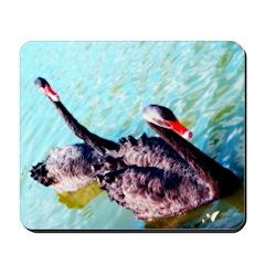 Black Swans Mousepad