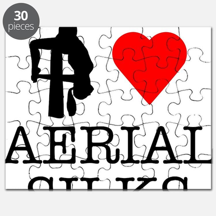 I Love Aerial Silks Puzzle