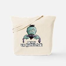 Be My Valentestine Tote Bag