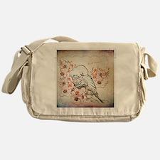 Parakeet Sweet Dreams Durvet Messenger Bag