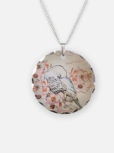 Parakeet Sweet Dreams Durvet Necklace