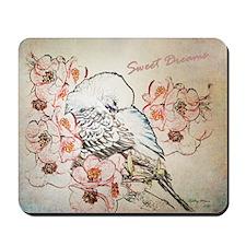 Parakeet 004 - Sweet Dreams Pillow Case Mousepad