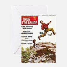 True Treasure June 1969 Greeting Card