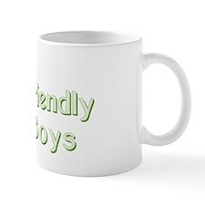 I Recycle Boys Mug