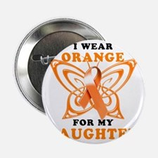 """I Wear Orange for my Daughter 2.25"""" Button"""