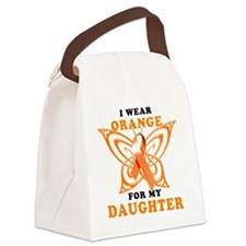 I Wear Orange for my Daughter Canvas Lunch Bag