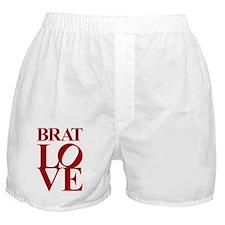 brat love Boxer Shorts