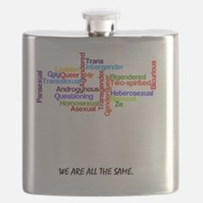 We are all the same Flask