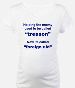 HELPING THE ENEMY USED TO BE CAL Shirt