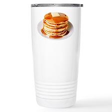 Pancakes Travel Mug