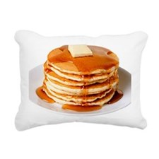 Pancakes Rectangular Canvas Pillow