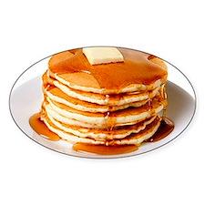Pancakes Bumper Stickers