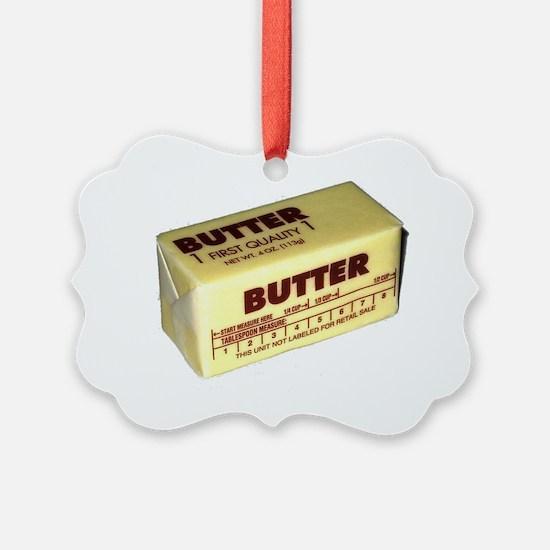 Butter Ornament