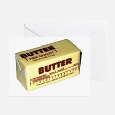 Butter Greeting Card