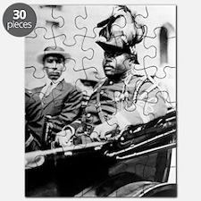 Marcus Garvey Puzzle