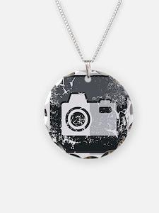 Kamera-Symbol (used look) Necklace