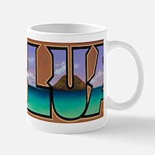 Kailua Bumpersticker Mug